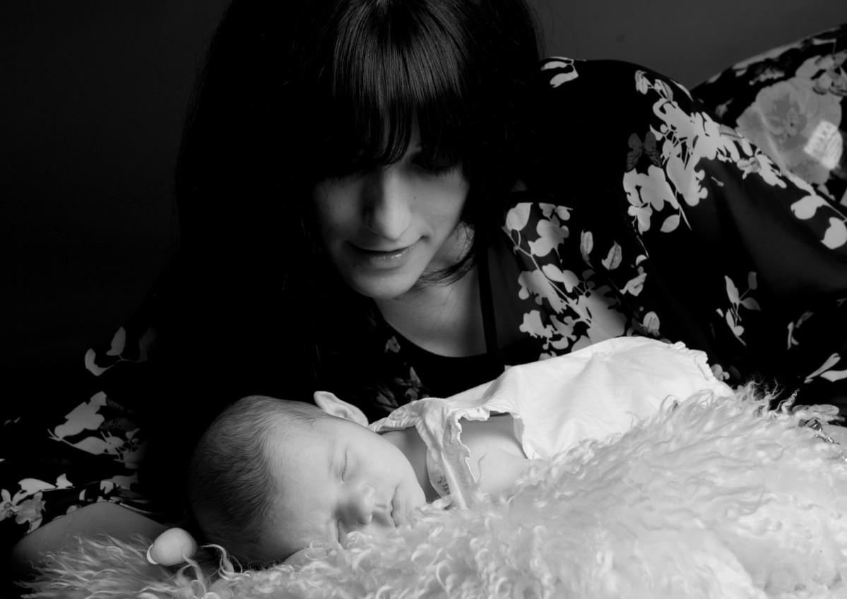 Baby Portrait Photography Day Highlights